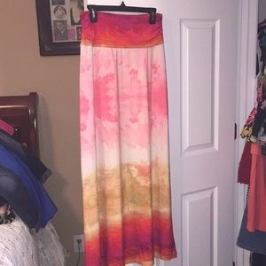 Cato maxi skirt small